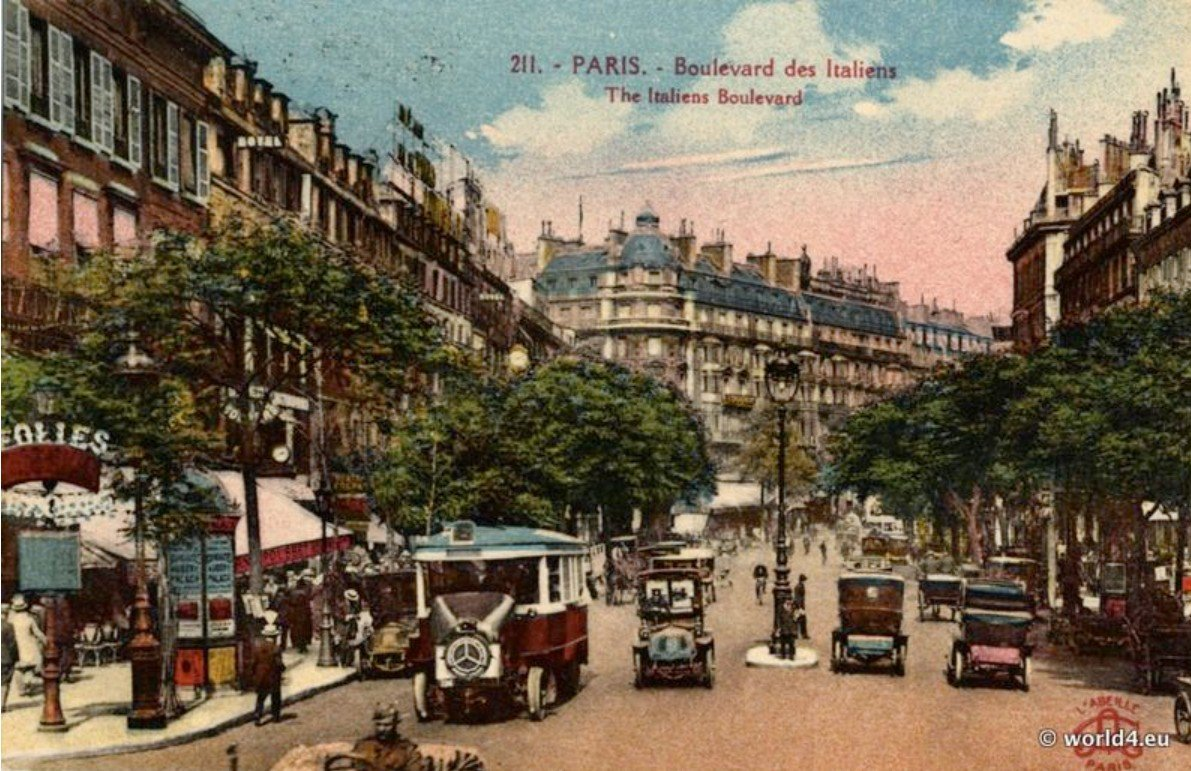 2Questions-025159 (Postcard Paris, France)