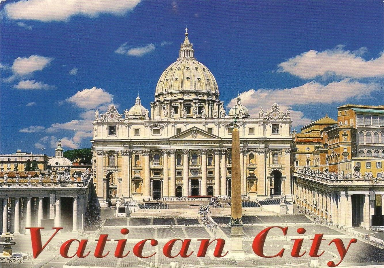 2Questions-029940 (Vatican City Postcards)