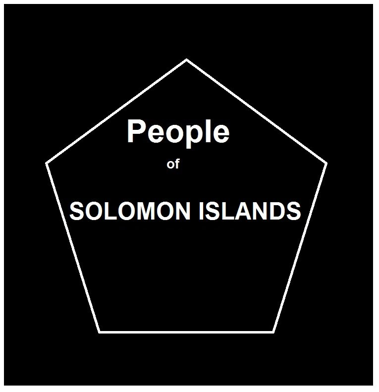 #-Solomon_Islands_People